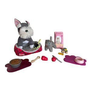 """Our Generation 18"""" Doll Pet Playset 17 Pieces"""